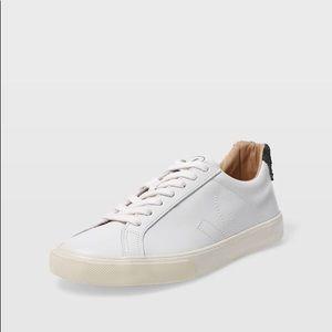 VEJA | Esplar White Sneakers Vegan Leather Shoes